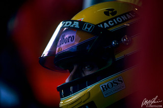 Ayrton Senna revisited