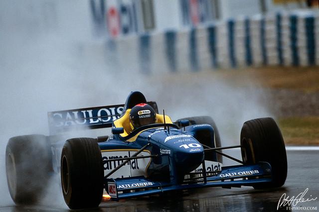 Ligier, equipe histórica de Formula 1 de 1996 - by f1mania.net
