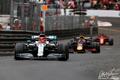 Hamilton wins the battle of Monaco!